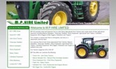 MP Hire Website