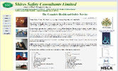 Shires Safety Website