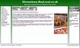 Shrewsbury Buy Local Website