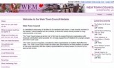 Wem Town Council Website